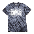 ��RUDIE'S��DISCHARGE SCREW T����� �� �������� DYED-T Black Tiedye �롼�ǥ�����