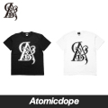 【Atomicdope】GAK Tattoo Original Triangle AMD Tシャツ 黒 白 Tee Black White 半袖 アトミックドープ