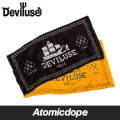 ��Deviluse��STYX  �ӡ��������� BEACH TOWEL Black Orange �� �� �ǥӥ�桼��