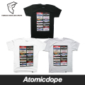 【Famous Stars And Straps】HIP HOP TAPES Tシャツ 半袖 Tシャツ TEE フェイマススターズアンドストラップス