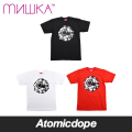 ������̵���ۡ�MISHKA��DAMAGED KEEP WATCH T����� Ⱦµ TEE �ߥ���