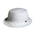 ������̵���ۡ�HUF x THRASHER��BUCKET HAT WHITE �Х��åȥϥå� �ۥ磻�� ˹�� �� �ϥ� x ����å��㡼 ������ S/M