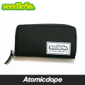������̵���ۡ�seedleSs��SD LONG WALLET ���� �� Black �����ɥ쥹