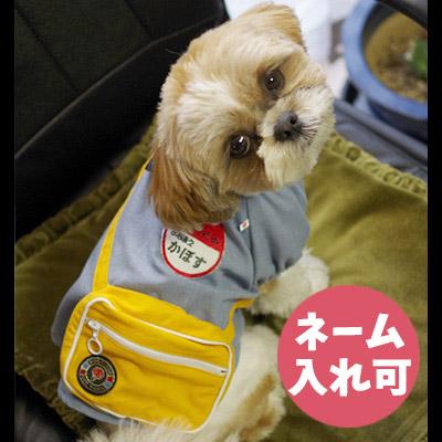 犬の服『幼稚園コスチューム』国産えあび幼稚園(ドッグウェア)