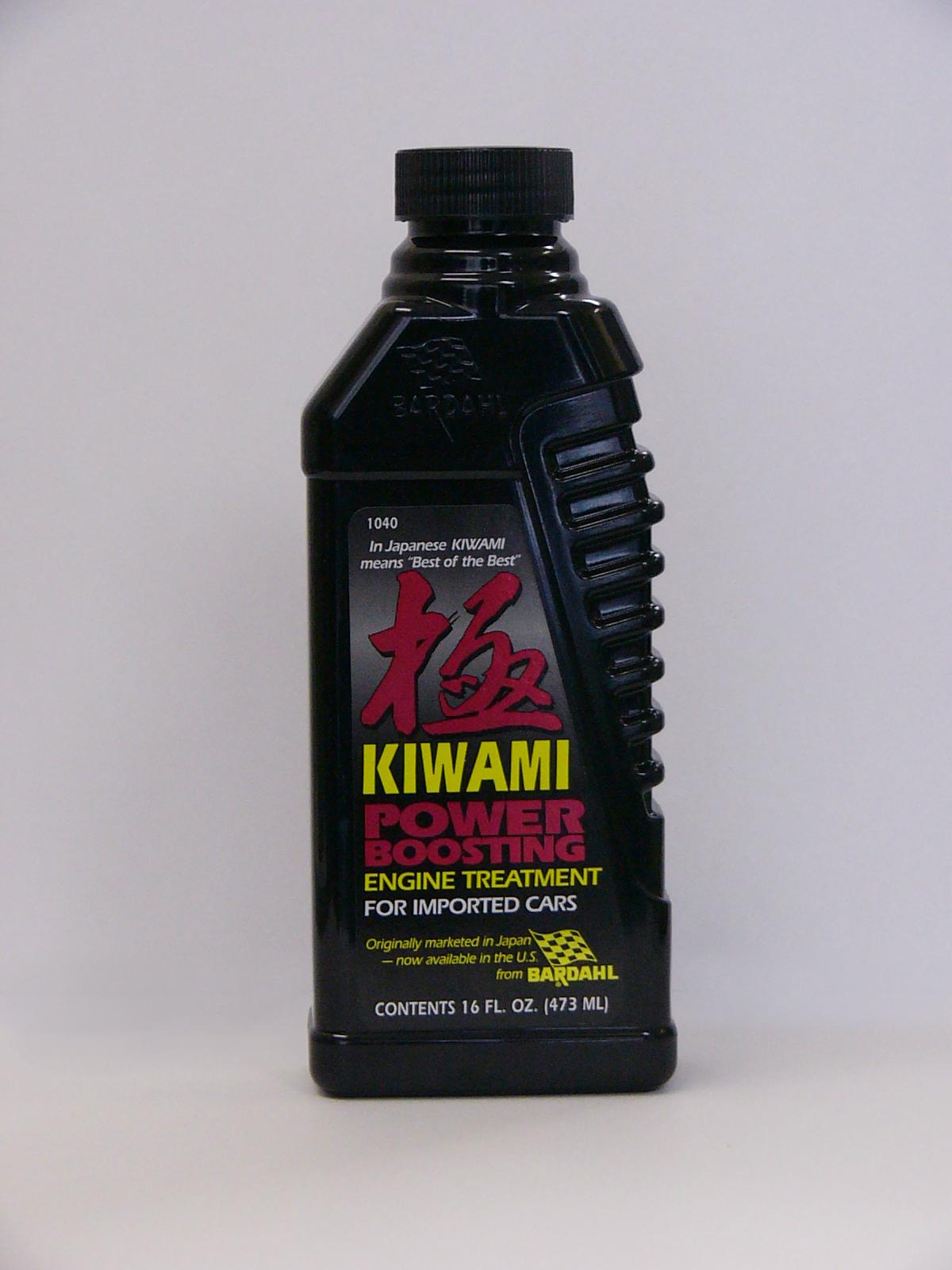 バーダル「KIWAMI」エンジントリートメント