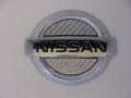 NISSAN Y50フーガ専用リヤエンブレムシルバーカーボンフィニッシャー