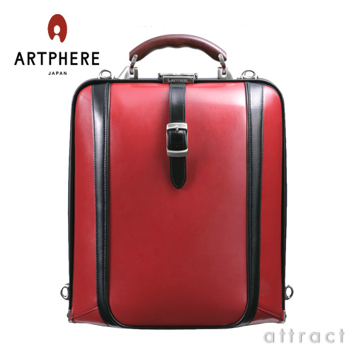 ARTPHERE アートフィアー New Dulles Touch 3way ショルダー リュック(DS4-TO F4)