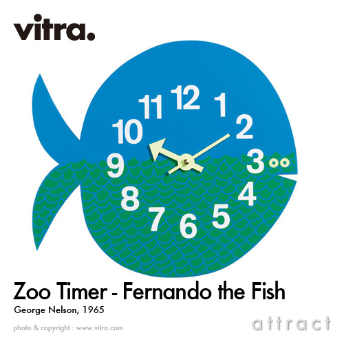 Zoo Timers(フェルナンド ザ フィッシュ)