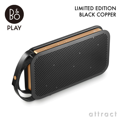 Bang & Olufsen バング&オルフセン B&O Play Beoplay A2 BlackCopper スピーカー