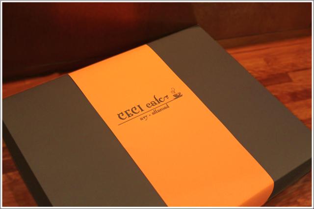 (cecicafe)猫デザインドリップバッグコーヒーギフトセット10g×5袋6箱入り 外箱