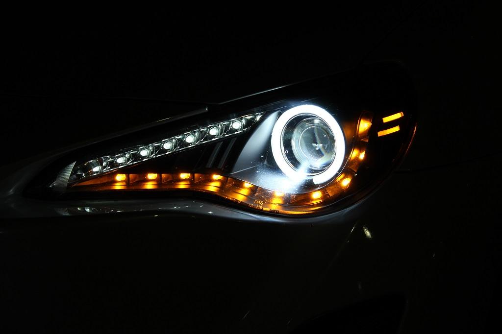 86/BRZ LEDヘッドライトユニット