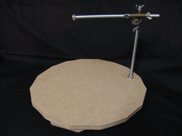 Adjustable LazySusan
