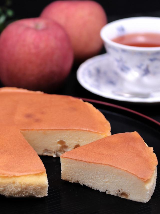 信州アップルチーズケーキ