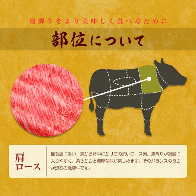 飛騨牛-肩ロース