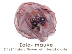 Out to tea Zola (mauve)