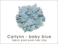 Out to tea Carlynn (baby blue)