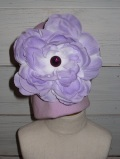 bellarisa ビーニーハット(lavender X large flower)