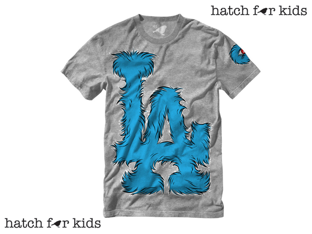 Hatch For Kids  LA Inc. Tシャツ【HATCH FOR KIDS 子供服】