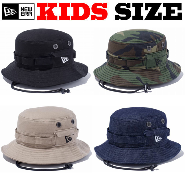 NEW ERA KIDS ADVENTURE COTTON HAT【ニューエラ キッズサイズ キッズダンス衣装 帽子】