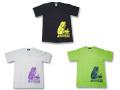 【FINAL SALE!】ICE DUMMY メンズ&レディース KING OF ANIMAL Tシャツ