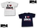 SOULS MANIA I LOVE DISCO Tシャツ【ソウルズマニア SOULSMANIA】