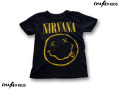 CHASER KIDS  NIRVANA T