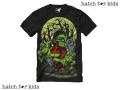 Hatch For Kids  THRILLER Tシャツ【HATCH FOR KIDS スリラー MICHAEL JACKSON マイケル・ジャクソン 子供服】
