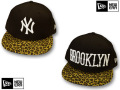 NEW ERA KIDS YOUTH 9FIFTY LEOPARD SNAPBACK CAP�ڥ˥塼���� ���å������� ���å����󥹰�����