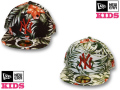 NEW ERA KIDS 59FIFTY ALOHA YANKEES CAP�ڥ˥塼���� ���å������� ���å����󥹰��� ˹�ҡ�