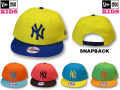 NEW ERA KIDS YOUTH 9FIFTY YANKEES SNAPBACK CAP�ڥ˥塼���� ���å������� ���å����󥹰��� ˹�ҡ�