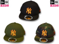 NEW ERA KIDS 59FIFTY YANKEES CUSTOM CAP�ڥ˥塼���� ���å������� ���å����󥹰��� ˹�ҡ�