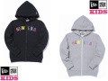 NEW ERA KIDS ZIP UP �ѡ������ڥ˥塼���� ���å������� ���å����󥹰�����