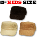 NEW ERA KIDS WM-01 BOA FLEECE ADJASTABLE CAP �ڥ˥塼���� ���å������� ���å����󥹰�����