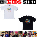 NEW ERA KIDS �Х��������ƥå��� TIE DYE ���åȥ�T����ġڥ˥塼���� ���å������� ���å����󥹰�����