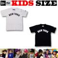 NEW ERA KIDS NEWYORK ���åȥ�T����ġڥ˥塼���� ���å������� ���å���������