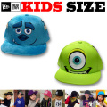 NEW ERA KIDS 59FIFTY MONSTERS INC. FACE CAP【ニューエラ キッズサイズ キッズダンス衣装 帽子】