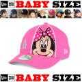 【ニューエラ ベビー&キッズサイズ 】 NEW ERA BABY KIDS 9FORTY MINNIE LA SNAPBACK CAP 【サイズ調整可能なスナップバックモデル! 】