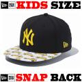 NEW ERA KIDS YOUTH 9FIFTY TAXI SNAPBACK CAP 【newera ニューエラ キッズサイズ キッズダンス衣装 帽子 キッズ キャップ 】