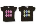 【FINAL SALE!】ROCK & RATTLE Argyle Tシャツ