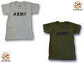ROTHCO KIDS ARMY Tシャツ【ミリタリー&アウトドアブランド ロスコ 子供服】
