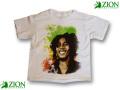 ZION BOB MARLEY Tシャツ