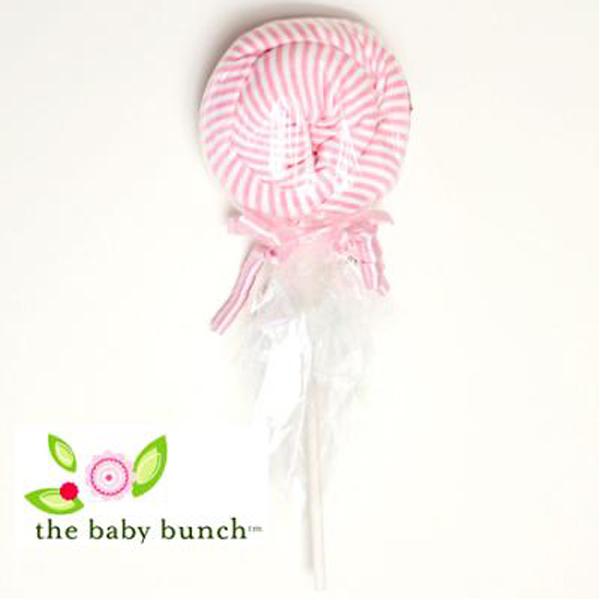 ベビーバンチロリポップキャンディーベビーロンパース【pink】0-6m/ピンク/赤ちゃん/肌着
