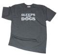 オーナー用 Tシャツ Sleeps with Dogs (メンズ)