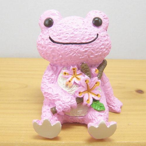 カエルのピクルス(かえるのピクルス) クラフトシリーズ レジンドール 桜