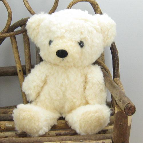 mocopalcchi(モコパルッチ) クマのフカフカ Sサイズ クリーム