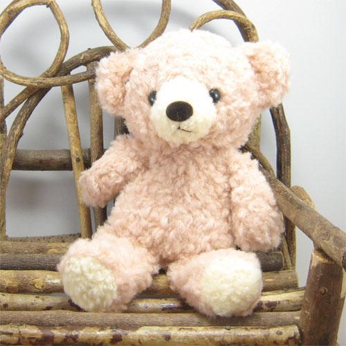 mocopalcchi(モコパルッチ) クマのフカフカ Sサイズ ローズ