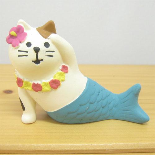 DECOLE(デコレ) concombre(コンコンブル) 旅猫 in HAWAII 渚のハイカラにゃん魚