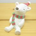 NAUGHTY(ノーティー) ノーティーハッピークリスマス シロクマ