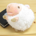 baby strap ひつじ(ホワイト) マスコットストラップ