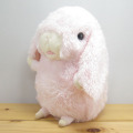 baby nature ロップイヤー(ピンク) ぬいぐるみ Mサイズ